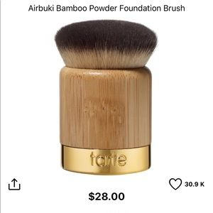 Tarte Fondation Brush
